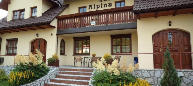 fotka 18 - Alpina
