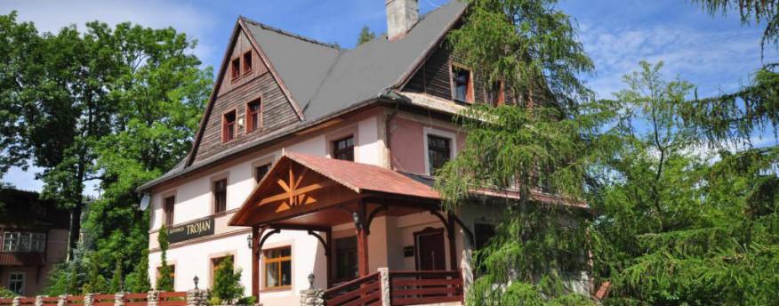 fotka 1 - Rezydencja TROJAN