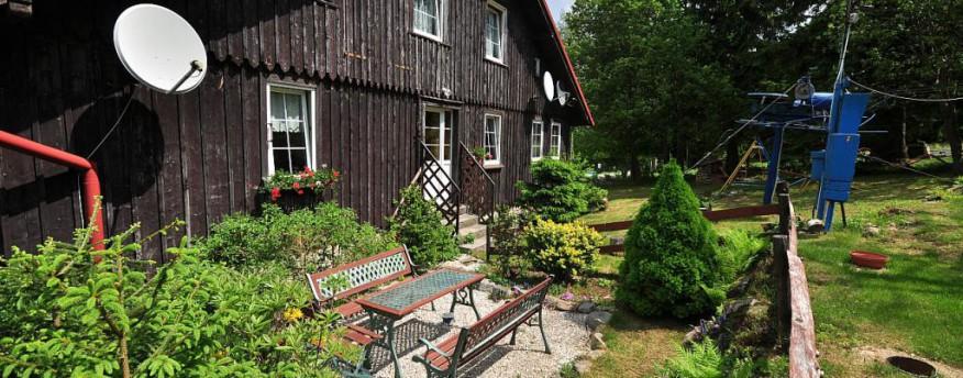 fotka 3 - Dom Wypoczynkowy Marysieńka