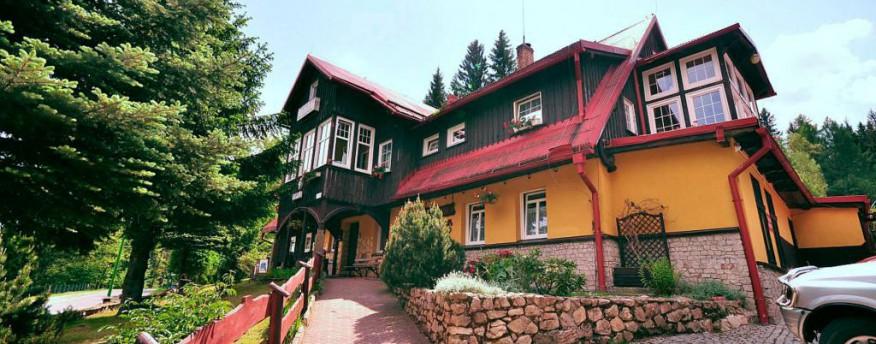fotka 1 - Dom Wypoczynkowy MARYSIEŃKA