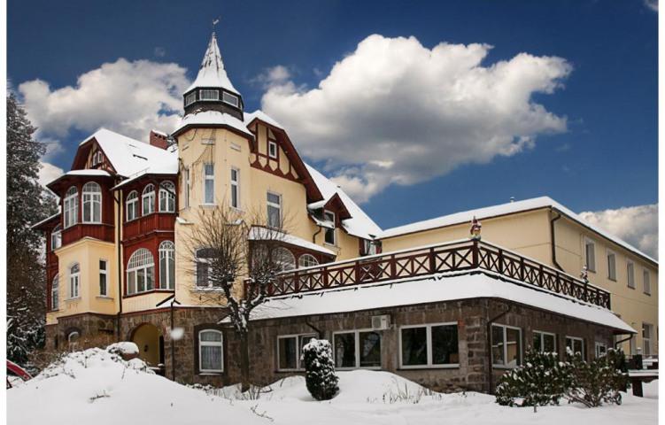 Kaja Medical & Spa - Wymarzone wczasy tylko u nas :) - Hotel Świeradów Zdrój ul. Piłsudskiego 2 - 4